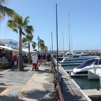 Playa Blanca Markt