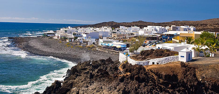 Excursion in Lanzarote
